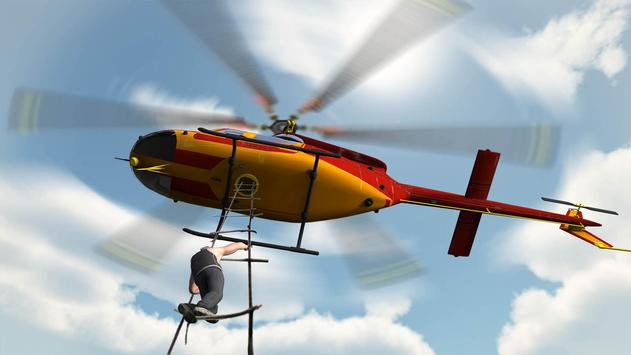 Helicopter Rescue Flight 3D screenshot 1