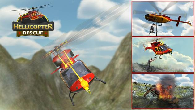 Helicopter Rescue Flight 3D screenshot 3