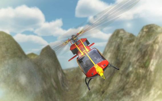 Helicopter Rescue Flight 3D screenshot 9