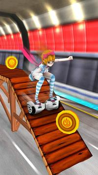 Hoverboard Highway Surfer apk screenshot