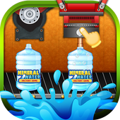 Mineral Water : Factory Mania icon