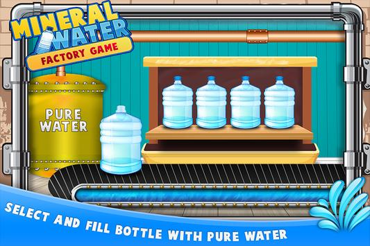 Mineral Water : Factory Mania screenshot 3