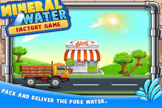 Mineral Water : Factory Mania screenshot 4