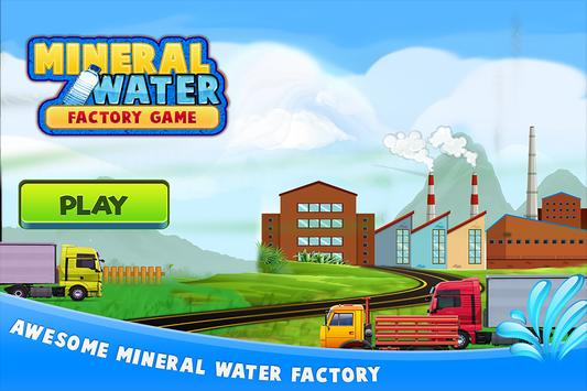 Mineral Water : Factory Mania screenshot 5