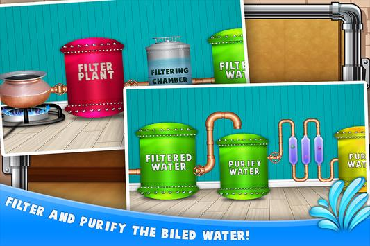 Mineral Water : Factory Mania screenshot 7