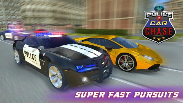 Police Car Chase : Hot Pursuit poster