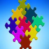 Game Puzzle Picture icon