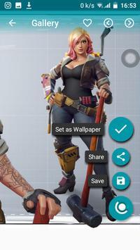 Fortnite Battle Royale Wallpapers HD screenshot 4