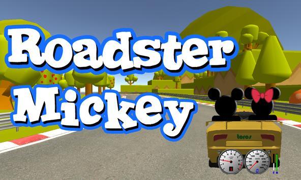 Subway Roadster Mickey Race screenshot 4