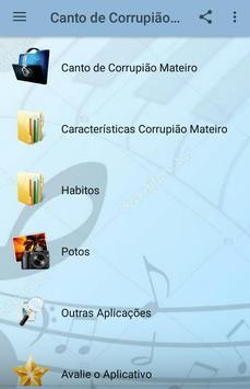 Canto de Corrupiao Mateiro screenshot 1