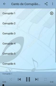 Canto de Corrupiao Mateiro screenshot 2