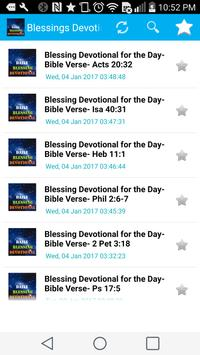 Daily Blessings Devotionals screenshot 6