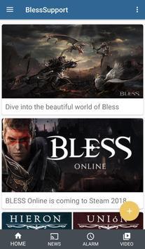 Bless Support - Bless Online App(Steam) poster