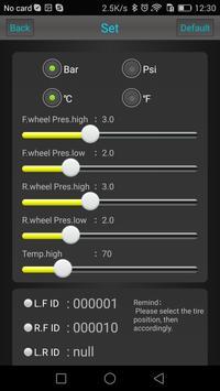 Xsafe  BLE TPMS X6 screenshot 1