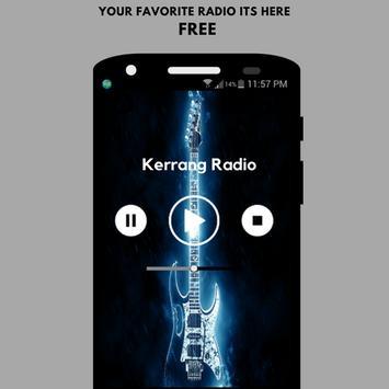 Kerrang Radio UK App Player Online Free poster