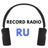 Радио Рекорд  106.3 FM Oнлайн icon