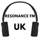 Resonance FM Radio App Player UK Free Online icon