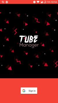 Tube Manager for Youtube poster