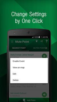 Mute Point apk screenshot