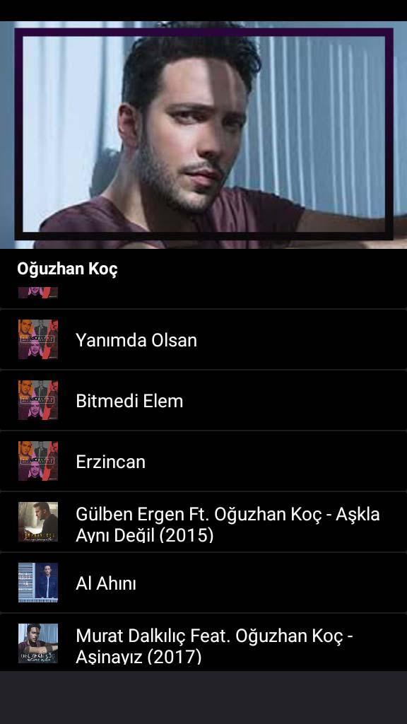 Oguzhan Koc Beni Iyi Saniyorlar Song And Lyric For Android Apk Download