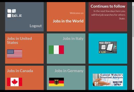 APP JOBSE : Jobs In The World poster