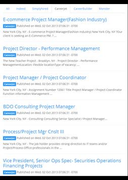APP JOBSE : Jobs In The World screenshot 1