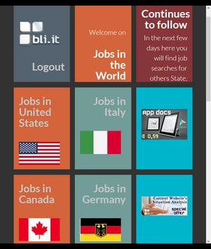 APP JOBSE : Jobs In The World screenshot 3