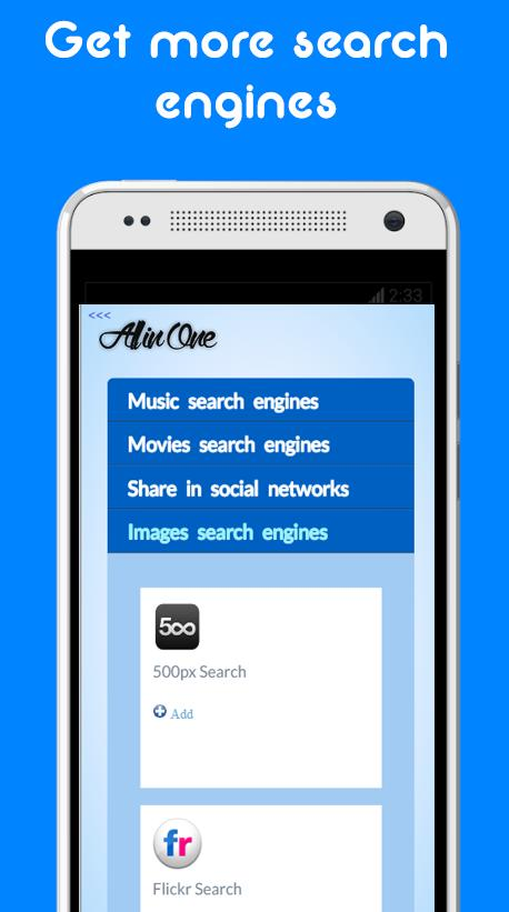 All Search Engines in one app for Android - APK Download