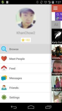Meet New People & Blind date screenshot 1