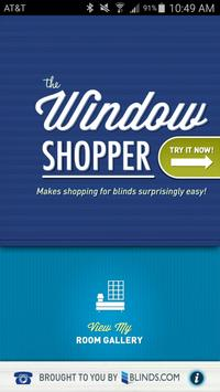 Window Shopper by Blinds.com poster
