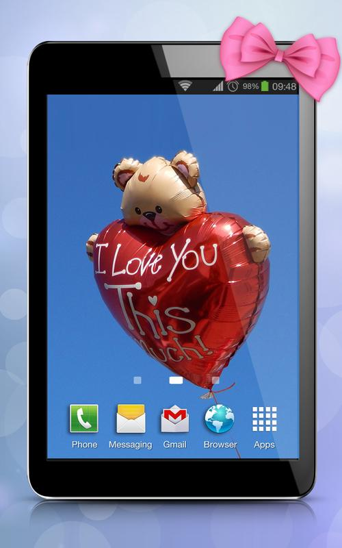 Love Live Wallpaper HD APK Download - Free Personalization ...
