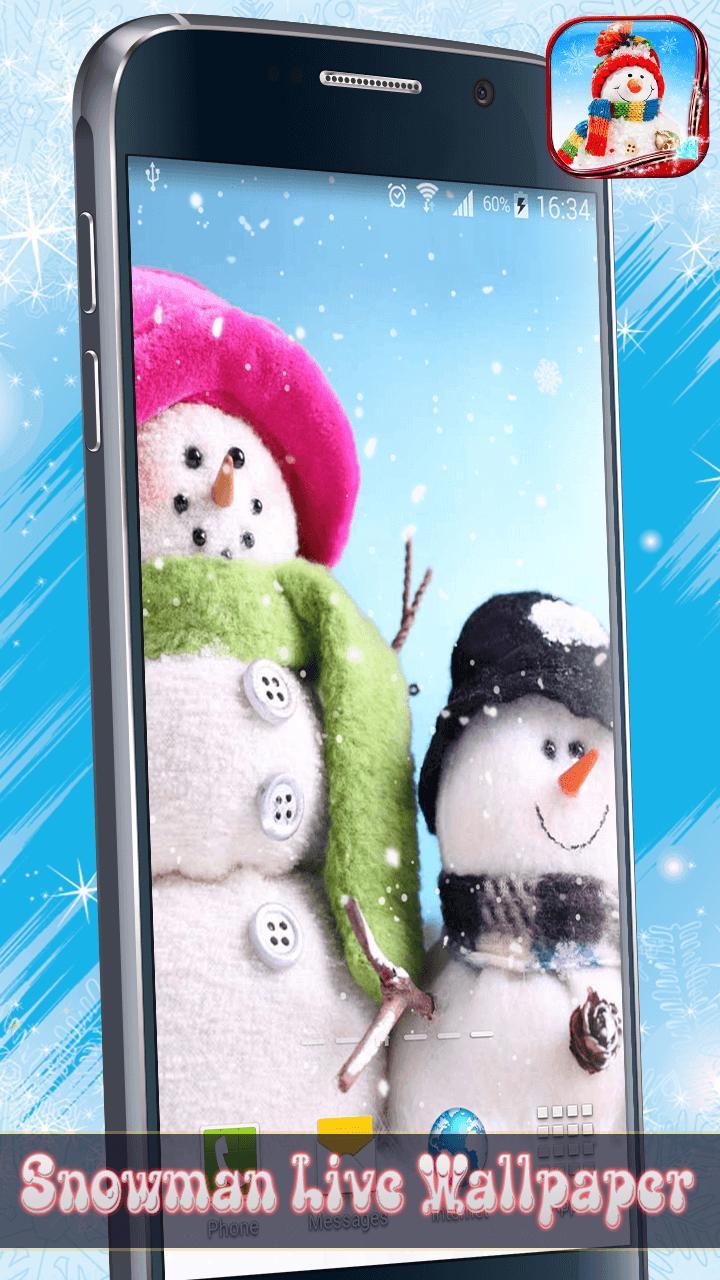 Android 用の 雪だるま 壁紙 Apk をダウンロード