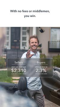 Blinker: Buy, sell & refinance cars apk screenshot