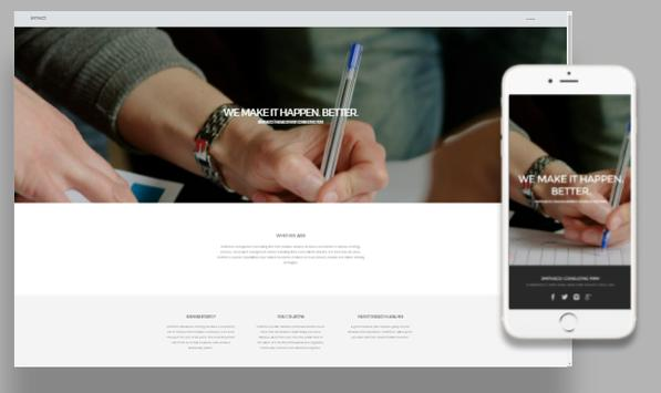 Blinkkit Website Builder screenshot 1