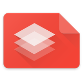 CleanUI Red CM12.1/COS Theme icon