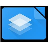 CleanUI Blue CM12.1/COS Theme icon