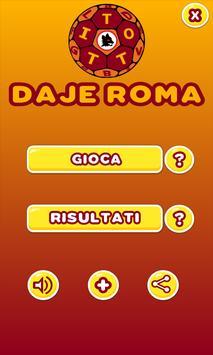 Daje Roma poster