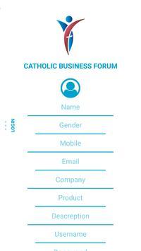 Catholic Business Forum screenshot 1
