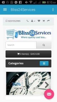 Bliss24Services screenshot 2