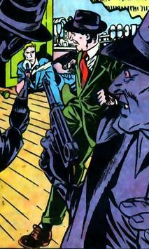 Operation Peril Comics poster