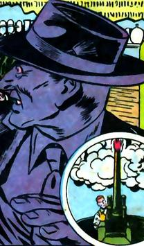 Operation Peril Comics apk screenshot