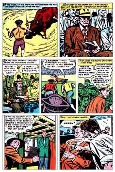 Comic Brought To Bay screenshot 8