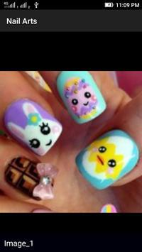 Trendy Nail Arts apk screenshot