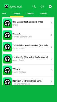 Free Music Player For JOOX® apk screenshot