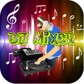 Virtual DJ Player Mixer icon