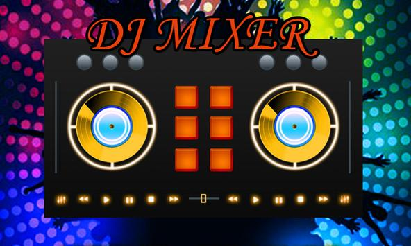 Virtual DJ Player Mixer screenshot 1