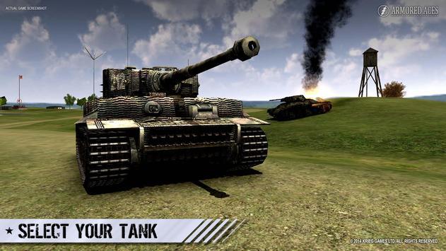 3D Bойна Танков онлайн скриншот приложения