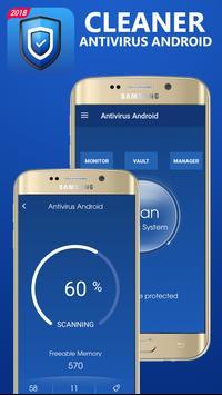 Antivirus Android poster