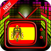 Spanyol Live TV Online icon