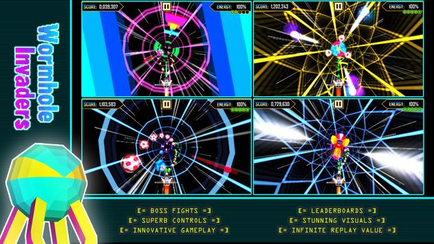 Wormhole Invaders screenshot 11